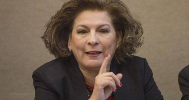 Marcha 'Mexicanos Unidos' busca respaldar a Peña, reconoció Miranda de Wallace.