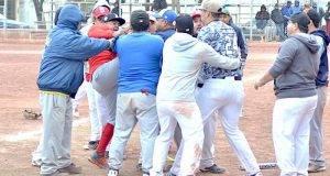 CUATRO CASTIGADOS arrojó la bronca de softbol entre ALCATI y Rayos.