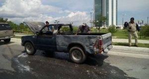 incendio de camioneta (1)