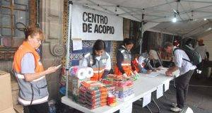 CENTRO DE ACOPIA ZÓCALO