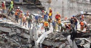 Cifra de muertos aumenta a 319 y se reducen las esperanzas de sobrevivientes