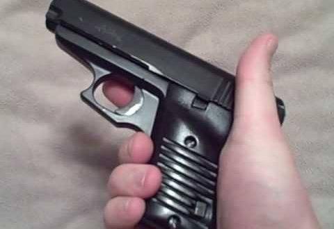 7 Portada Pistola