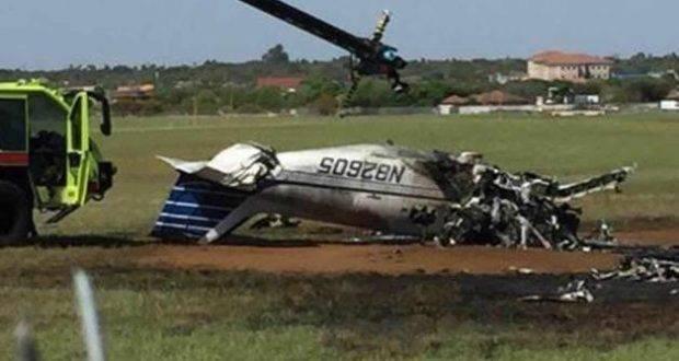 Tres muertos al desplomarse avioneta en laredo texas el - El clima en laredo texas ...