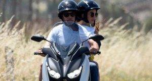 FILE INFO - EXC George Clooney & Amal