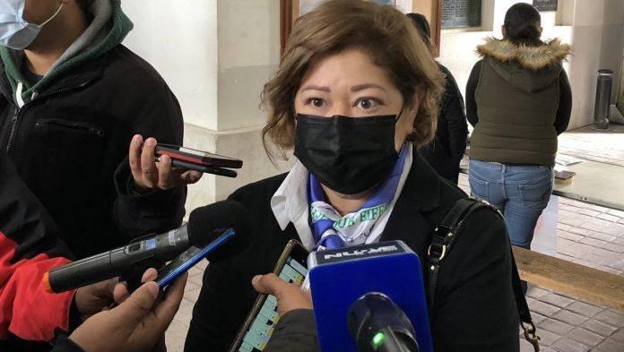 Verónica García Barrón.